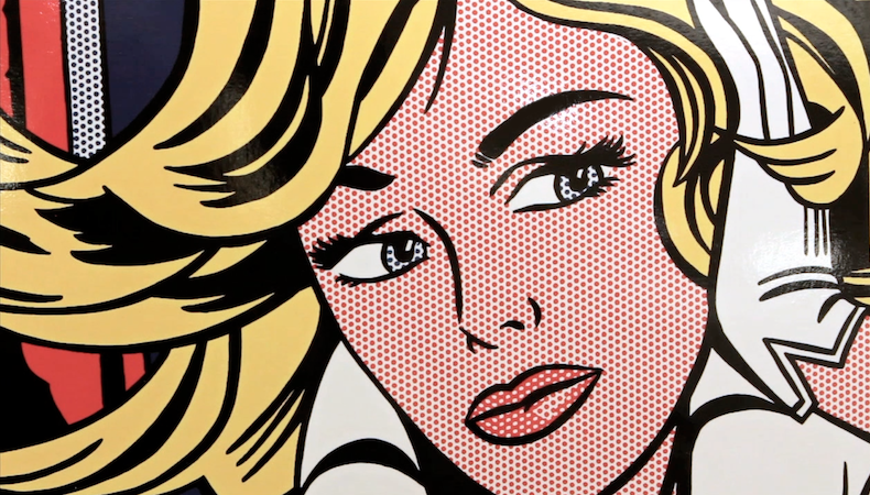 roy lichtenstein work