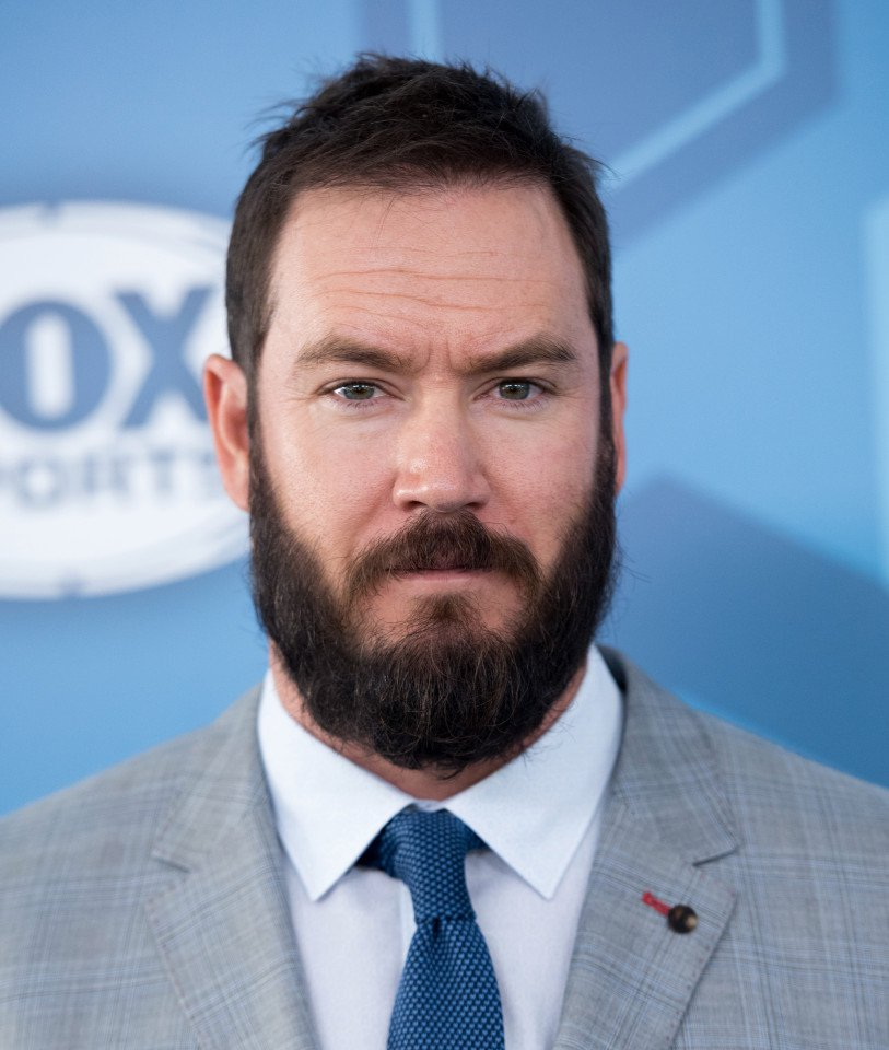 NEW YORK, NY - MAY 16: Mark-Paul Gosselaar attends the 2016 Fox Upfront at Wollman Rink, Central Park on May 16, 2016 in New York City. (Photo by Noam Galai/WireImage)